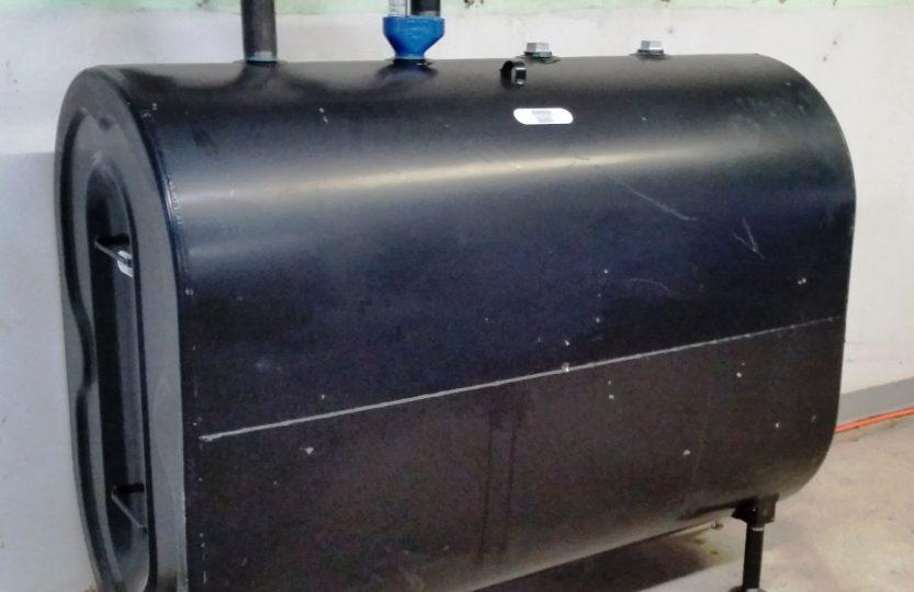 CES Fuel Oil Indoor Tank